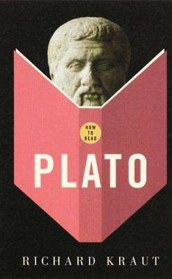 How to Read Plato by Richard Kraut | Paperback Book | 9781847080325 | NEW