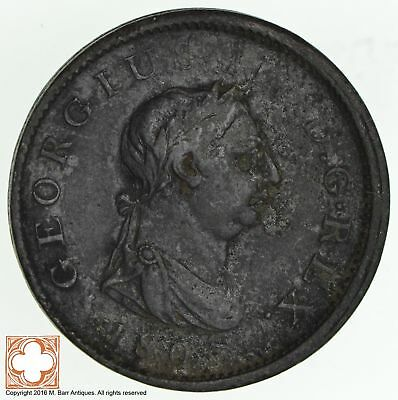 1807 Great Britain 1 Penny *9885