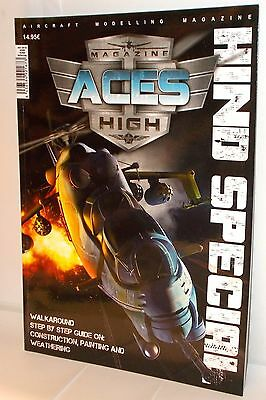 Aces High Magazine Special - Hind Helicopter Special              New      Book