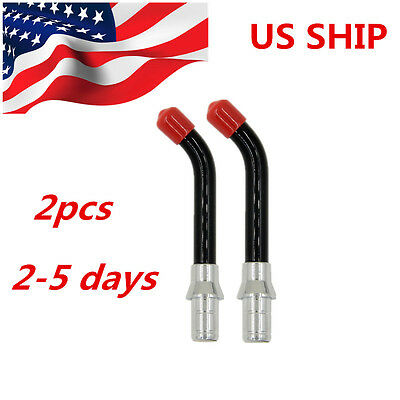 2pcs US SHIP Universal dental LED Curing Light Cure Guide Rod 10mm WAREHOUSE New
