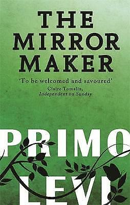 The Mirror Maker,PB,Primo Levi - NEW