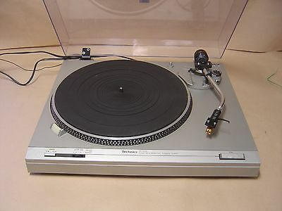 Technics SL-D212 Direct Drive Turntable with NEW Needle