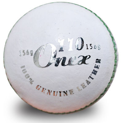 Top Quality 150G Cricket Ball Hand Stitched Leather cricket Ball 50 Overs Match