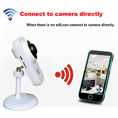 Wireless IP WiFi SD CCTV Security Camera HD Baby Monitor HQ Fr iPhone Android UK