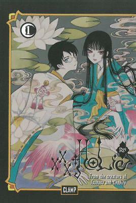 xxxHolic Rei 1 by Clamp | Paperback Book | 9781612629391 | NEW