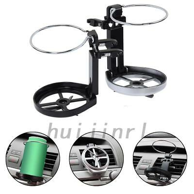 Foldable Bicycle Motorcycle Car Beverage Cup Can Water Bottle Holder With Fan