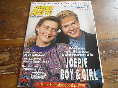 Joepie 1990: Roxette/U2/Madonna/Phil Collins/Tony Danza/Flying Doctors/Jacksons