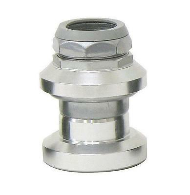 """ETC Bicycle Bike 1"""" Alloy Threaded Headset 22.2 x 30 x 27mm 24TPI Silver EHS011"""