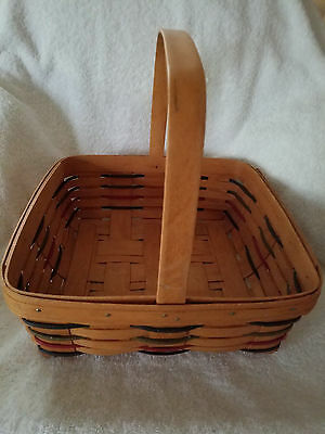 "Longaberger Woven Tradition ""Pie Basket"" 1994"
