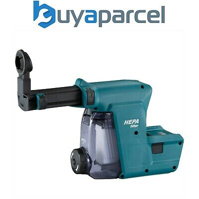 Makita DX02 Automatic Dust Extraction Unit for DHR243 BHR243 Brushless SDS Drill