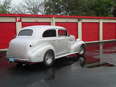 1939 Chevrolet 2D Coupe Custom pin stripping 1939 Chevy 2D Coupe