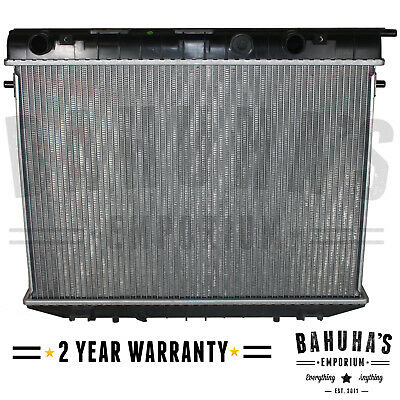 Manual Radiator For Vauxhall Frontera A Mk1, Montery 1991-1998 *brand New*
