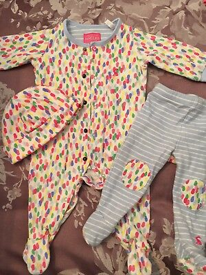 Joules Jellybean 3-6 Month bundle Excellent condition.