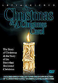Christmas And A Christmas Carol (DVD, 2010) NEW AND SEALED DVD