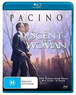 Scent Of A Woman - Blu Ray Region B Free Shipping!