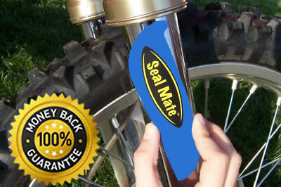 Repair Leaking Fork Seals With Seal Mate  Blue Sealmate Tool  Fix It Now !!!!