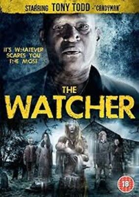 The Watcher DVD (2015) Tony Todd NEW AND SEALED