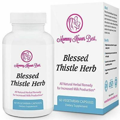 Blessed Thistle Lactation Supplement