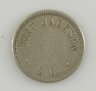 Fort Jackson South Carolina Token *4281