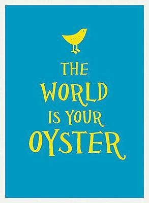 The World Is Your Oyster (Esme) by  | Hardcover Book | 9781849536899 | NEW