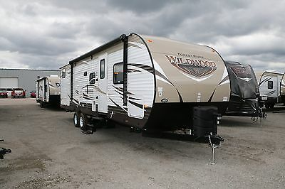 New 2017 Forest River Wildwood 28CKDS Travel Trailer Bunkhouse Must Go Buy Now
