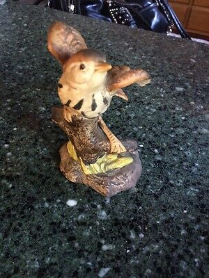 Vintage Enesco Ceramic Bird E4137 Japan