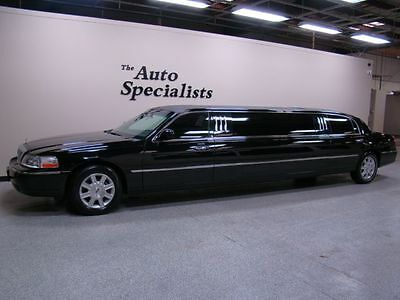 """2007 Lincoln Town Car Executive Sedan 4-Door *2007*LINCOLN*TOWN CAR*LIMOUSINE*ROYALE*100"""" STRETCH*5 DOOR*LOW MILES*NICE*"""