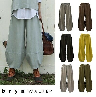 PACIFICOTTON Bryn Walker Pacific Cotton  OLIVER PANT Balloon S M L XL  2017 FALL