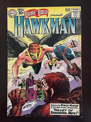 Brave and the Bold #35 - Hawkman
