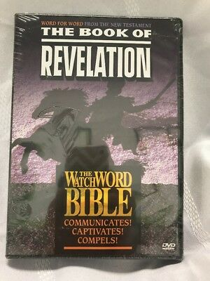 The Book Of Revelation Dvd New