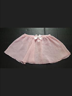Girls Size 8/10 Light Pink Dance Tutu with Elastic Waistband! Great Condition!