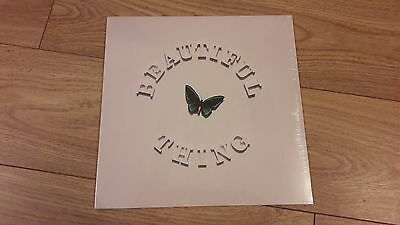 """stone roses beautiful thing 12"""" vinyl unopened low issue number 2412"""