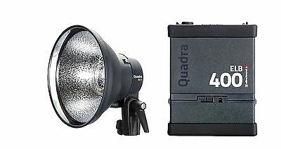 Elinchrom ELB 400 Hi-Sync To Go Kit (EL10418.1) - Photographic Equipment