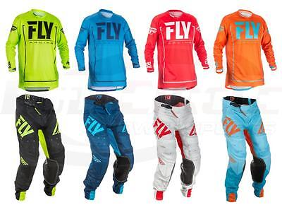 Fly Racing Lite Hydrogen Jersey Pant Combo Set MX Riding Gear MX/ATV/BMX 2018