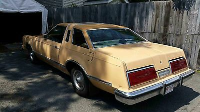 1979 Ford Thunderbird  1979 Ford Thunderbird 30K original miles - Priced to SELL!