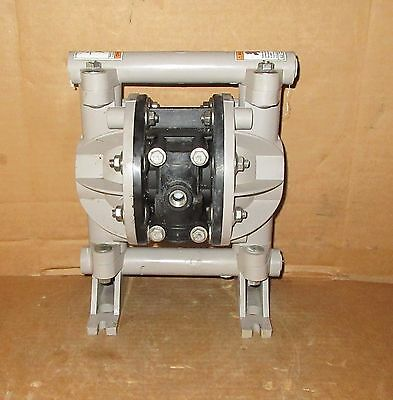 "Aro 1/2"" Air Diaphragm Pump 66605J-388  Polypropylene Body w Urethane Diaphragm"