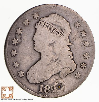 1825 Capped Bust Half Dollar *3230
