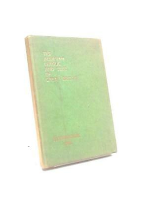 The Alsation League And Club of Great Britain 1965 Book (Anon) (ID:62744)