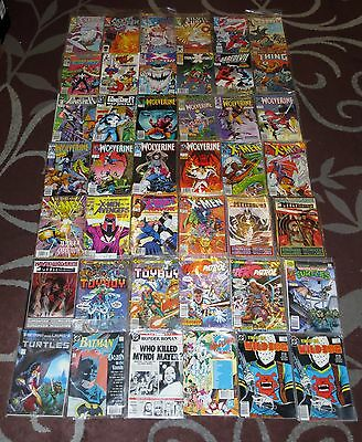 Huge Lot of Marvel DC Continuity Epic Archie Eastman & Laird's Comic Books