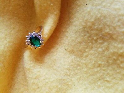 PARANORMAL COLLECTION POWER DJINN INSPIRED RING 7.5 witch worn