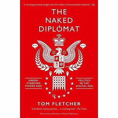 The Naked Diplomat by Fletcher, Tom | Paperback Book | 9780008127589 | NEW