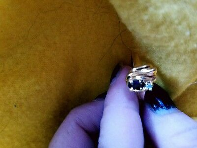 PARANORMAL COLLECTION POWER DJINN INSPIRED RING 7 witch worn