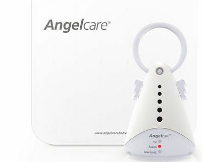 Angelcare AC300 Baby Monitor BREATHING & MOVEMENT ALARM Safety System Sensor VGC