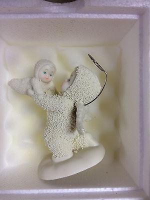 """Dept. 56 SnowBabies  SnowDream   """"Blessings from Above Figurine""""   NIB"""