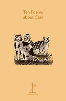 Ten Poems About Cats by Various | Paperback Book | 9781907598081 | NEW