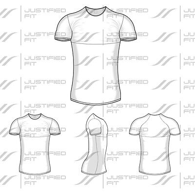Tech Pack Template - Shirt