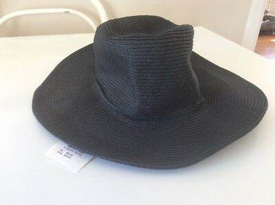 Brand New With Tags Ladies Country Road Wired Brim Sun hat RRP $59.95