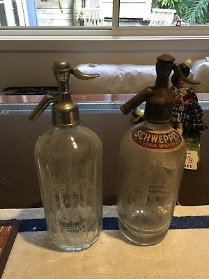 bar memorabilia soda syphon antique
