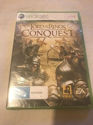 The Lord Of The Rings Conquest - Xbox 360 - Brand New & Sealed