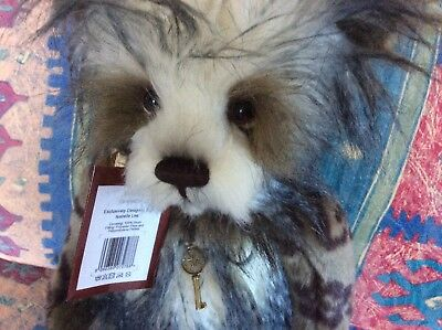 Charlie  Bears***keeley***2016 Collection  New